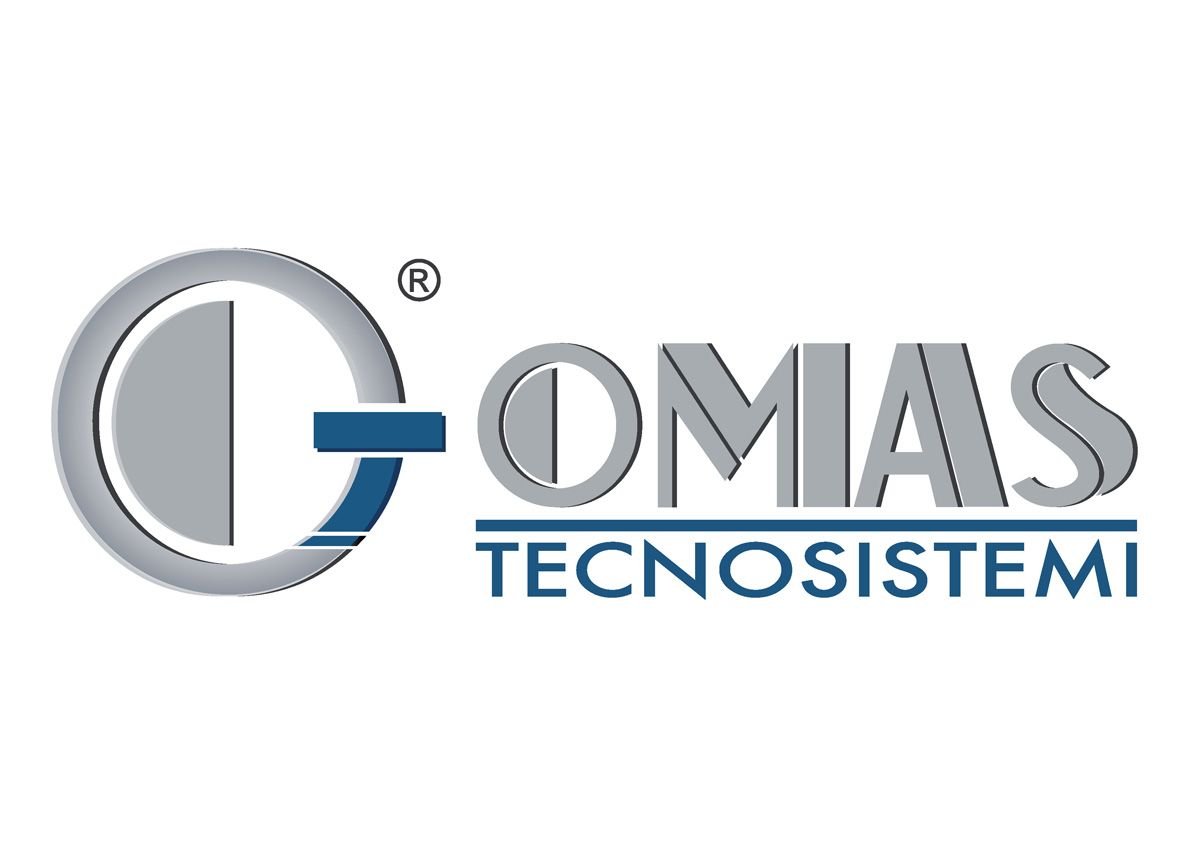 logo, logotipo omas tecnositemi, compresores