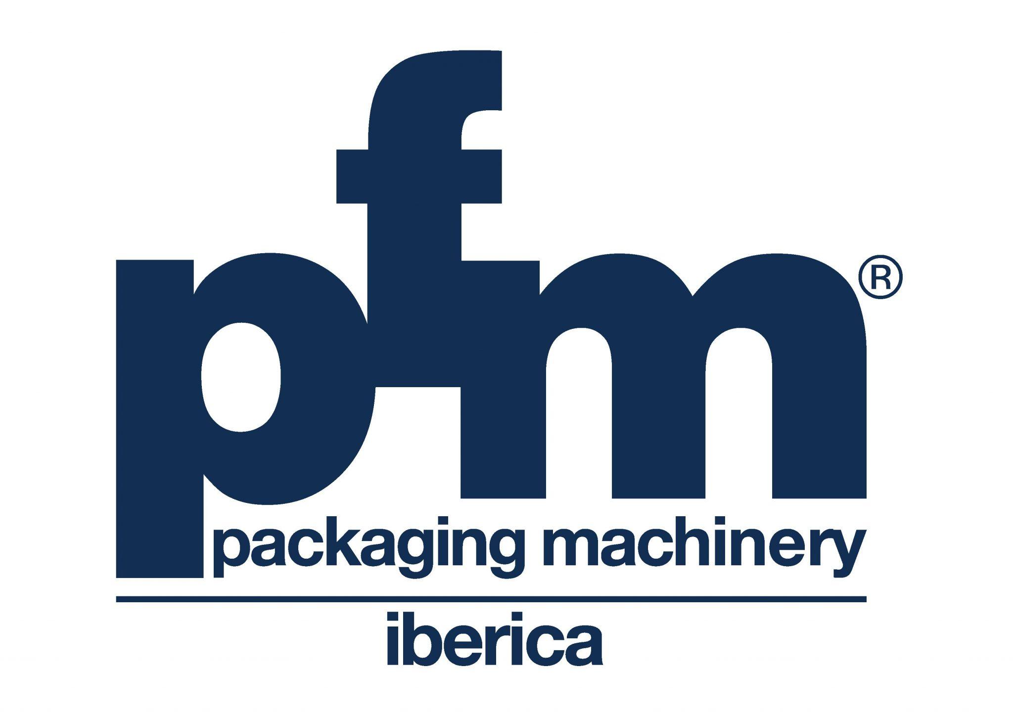 logo, logotipo packaging maquinaria, pfm, paqueteria