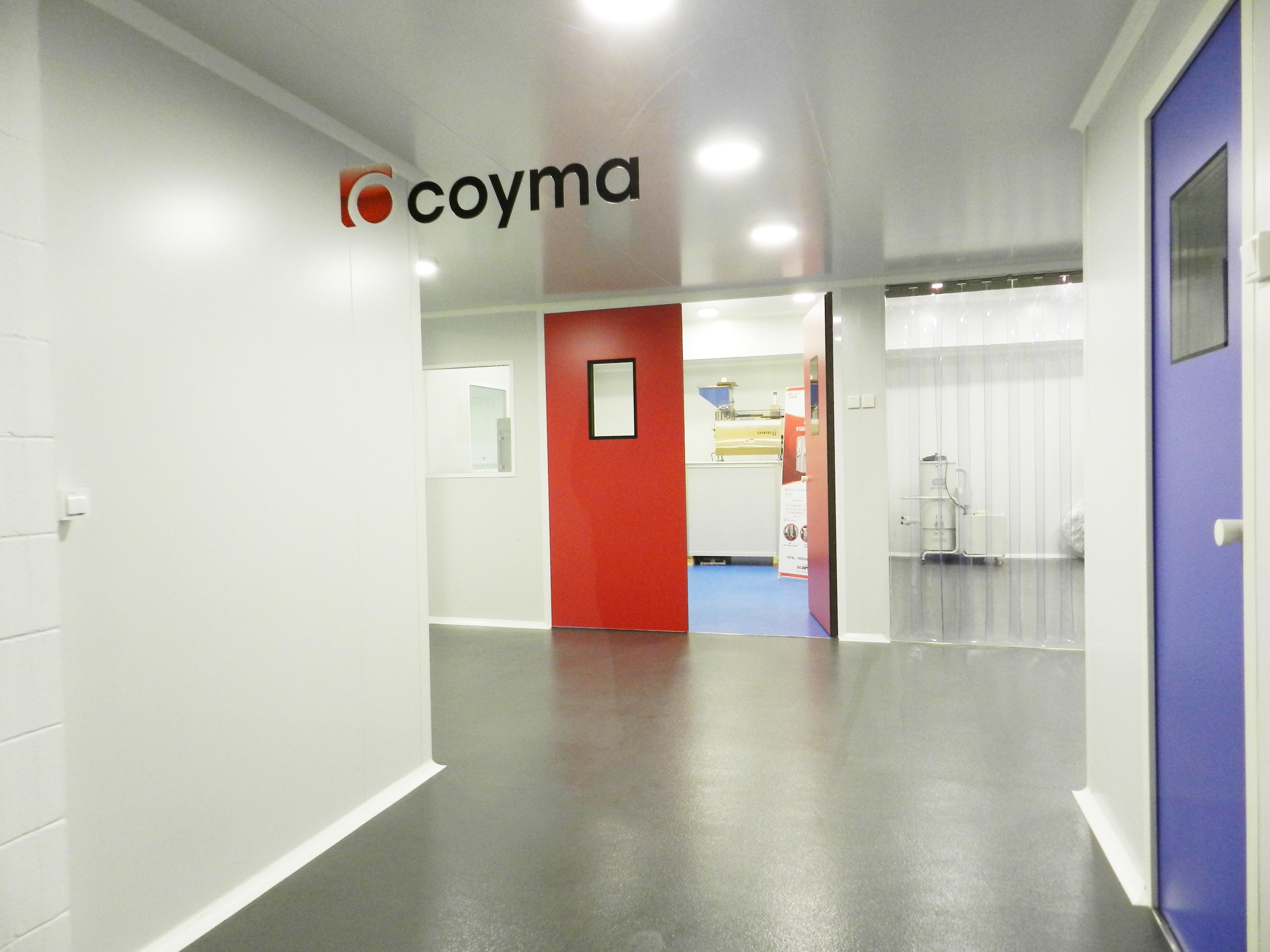 instalaciones , instalaciones coyma, salas blancas coyma, coyma salas blancas