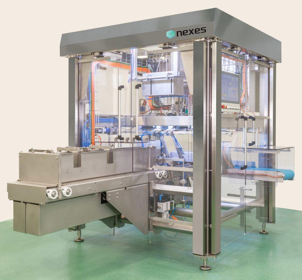 maquinaria industrial, snacks,maquinaria envasado, packaging, tecnología, ingeniería, innovación